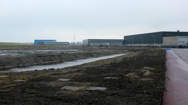 Seinen op groen voor nieuw logistiek centrum