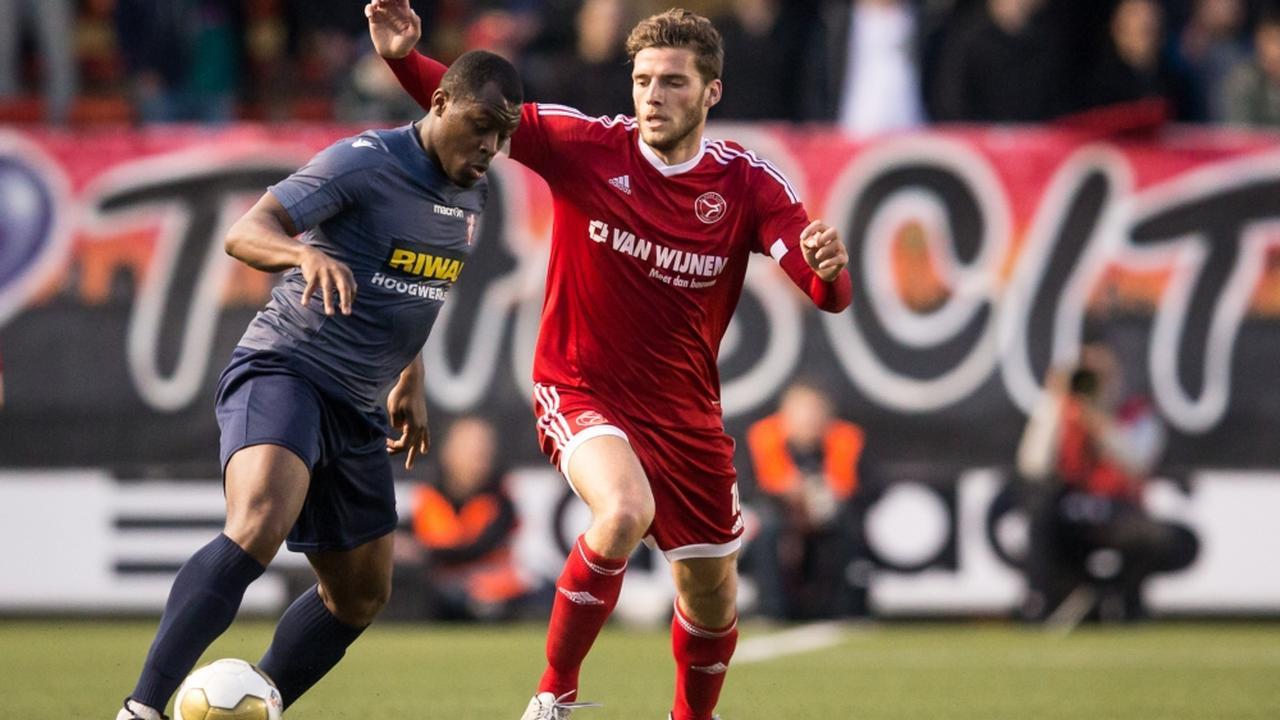 Bekijk de samenvatting van Almere City-FC Dordrecht