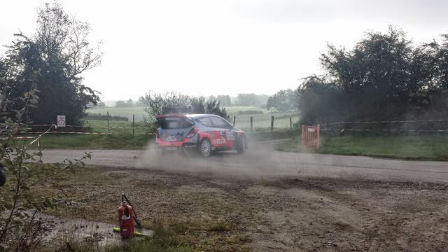 Achtmaalse Rally Club in de schijnwerpers tijdens Aardbeienfeesten
