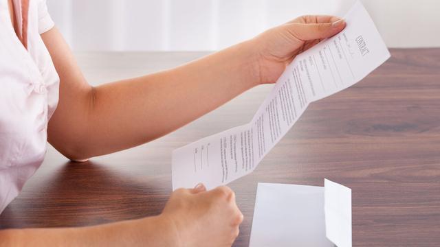 Minder mensen met betalingsachterstand op lening