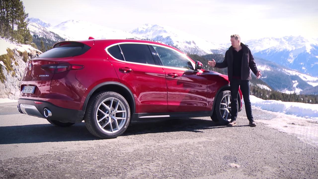 Rij-impressie: Alfa Romeo Stelvio in de Zwitserse Alpen
