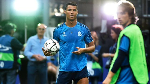 Real met fitte Ronaldo tegen Atletico in Champions League-finale