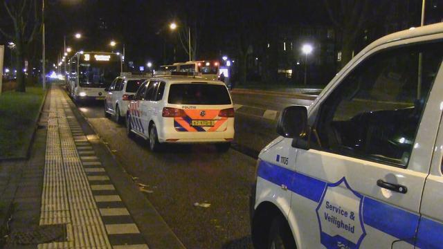 Weer buschauffeur overvallen in Amsterdam-Noord