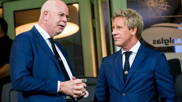 PSV-directeur Gerbrands gaat niet in op voorstel KNVB
