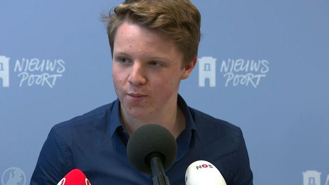Landelijk Aktie Komitee Scholieren (LAKS) start politieke partij