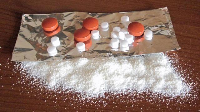 Drugsdealer aangehouden in Stad
