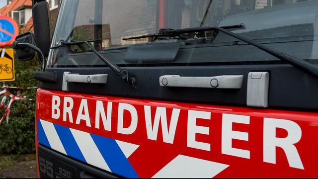 Elektrische fietsen  branden af bij station De Vink