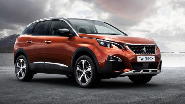 Peugeot maakt prijzen 3008 bekend