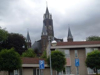 Parochies van Rucphen, Schijf, Sprundel, Sint Willebrord en Zegge gingen samen