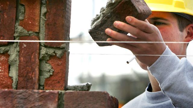Nederlandse bouw trekt harder aan dan gemiddeld in eurozone