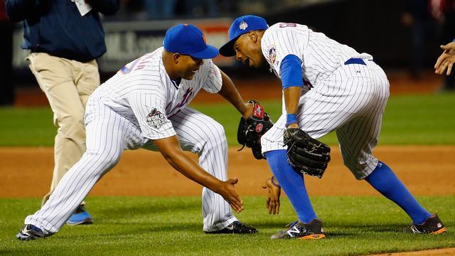 New York Mets verkleint achterstand op Royals in World Series