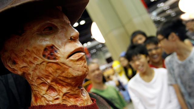 Horrorfilm-marathon Night of Terror krijgt nieuwe naam