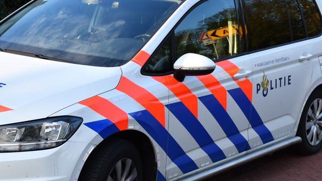 N11 enige tijd afgesloten na flinke aanrijding bij Zwammerdam