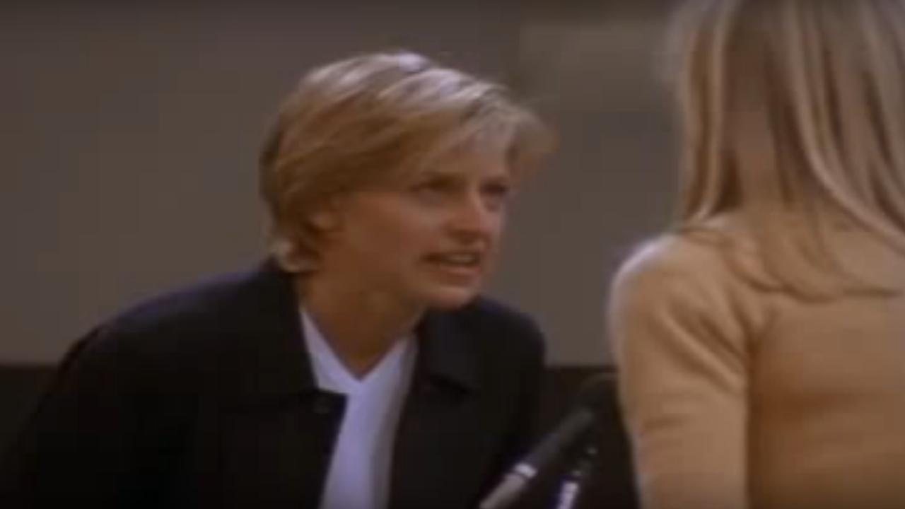 De coming-out van Ellen DeGeneres op televisie