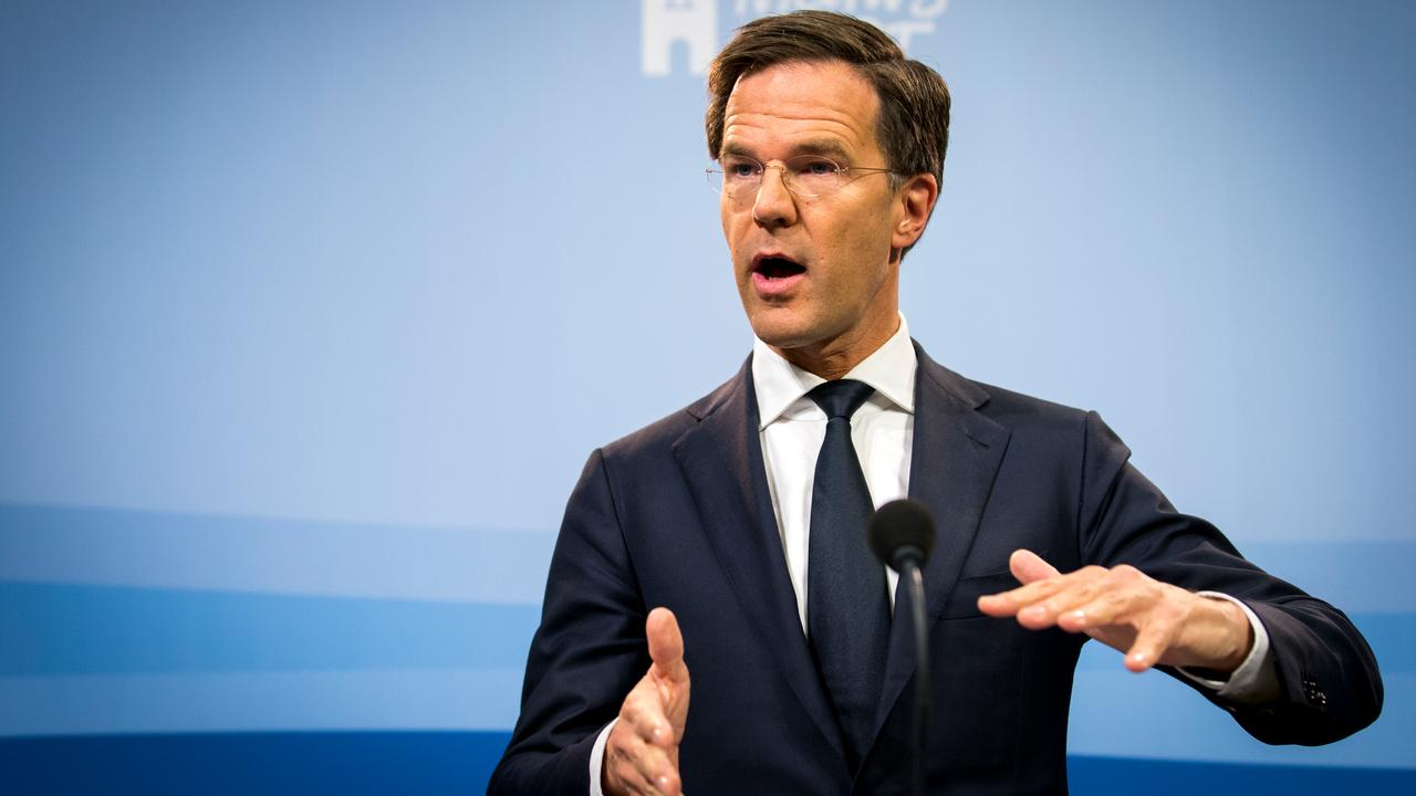 Mark Rutte reageert op nep-Rutte