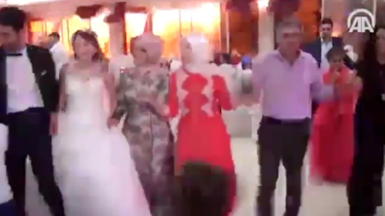 Turkse bruiloft verstoord door aanslag PKK