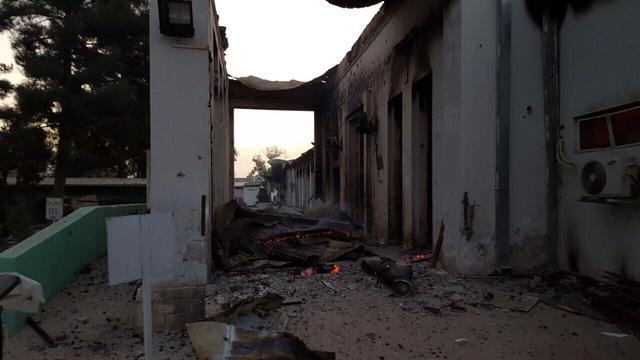 'Straf voor luchtaanval VS op hospitaal Kunduz'