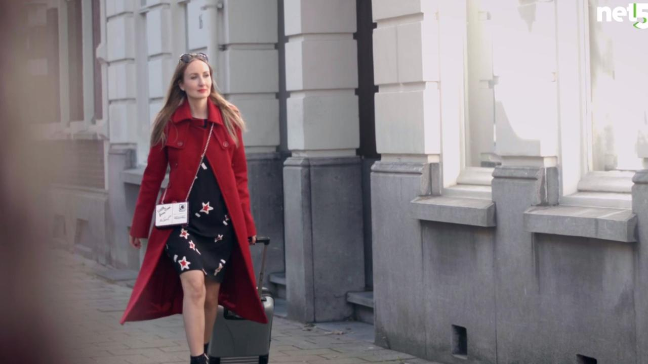 De look van de dag: zo draag je een rode jas