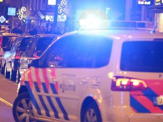 Slachtoffer met ambulance naar ziekenhuis gebracht