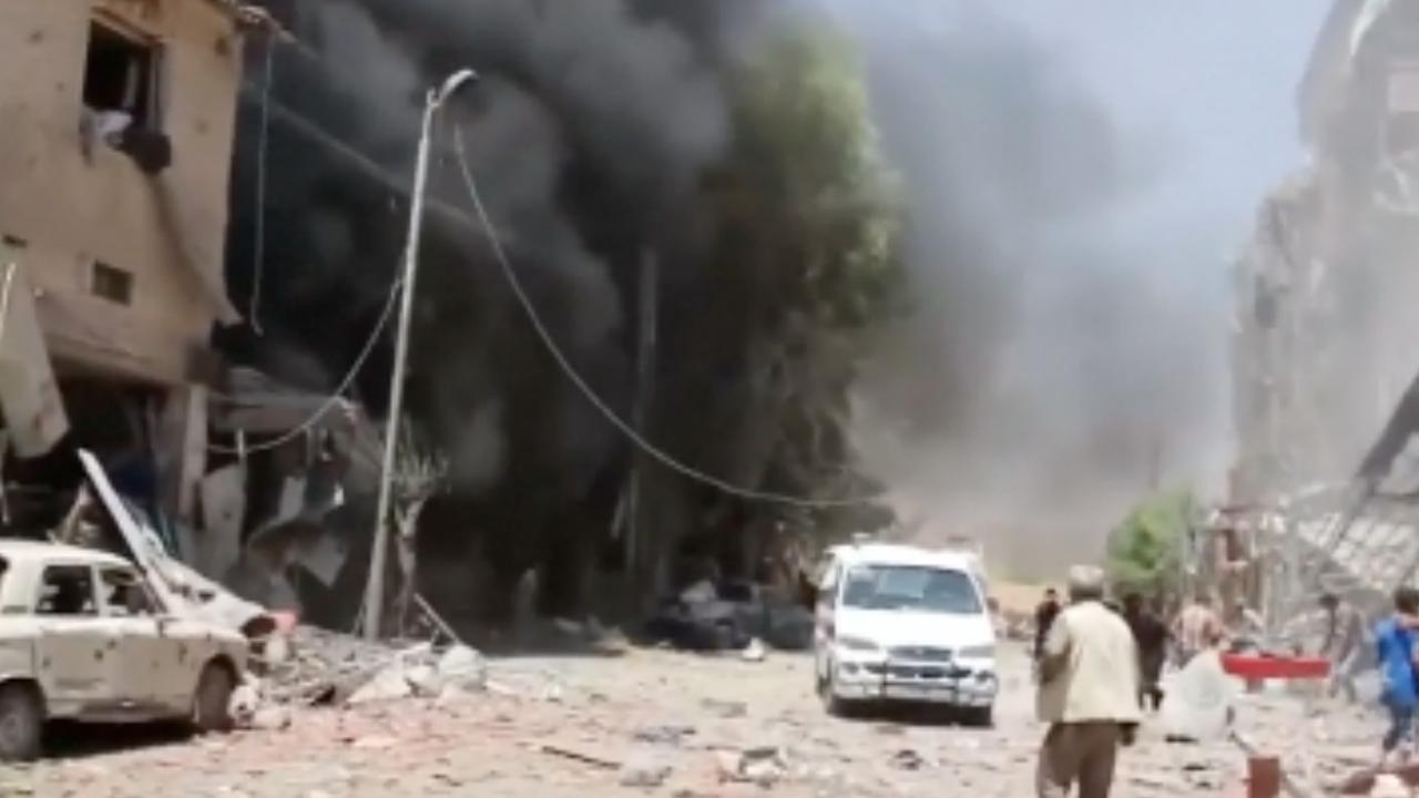 Oppositie Syrië wil tijdelijke stop bombardementen