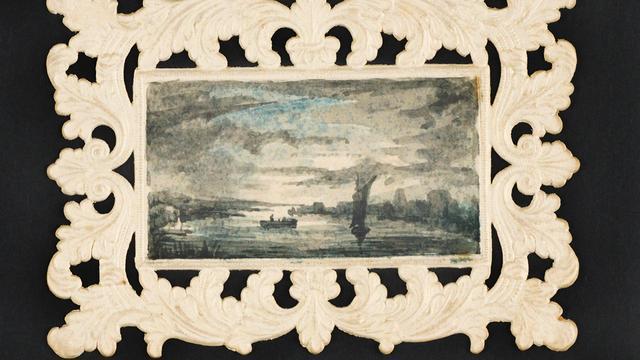 Onbekend schilderij van Mesdag ontdekt