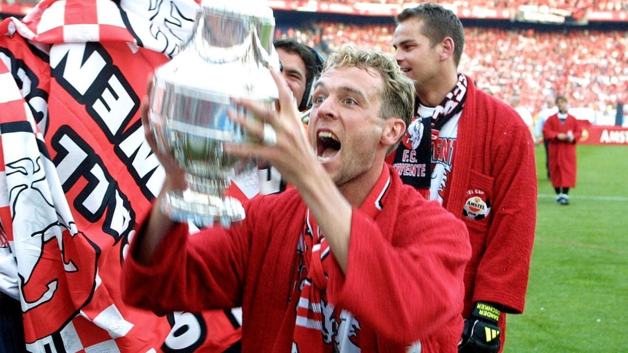 Bekerfinale 2001: FC Twente-PSV