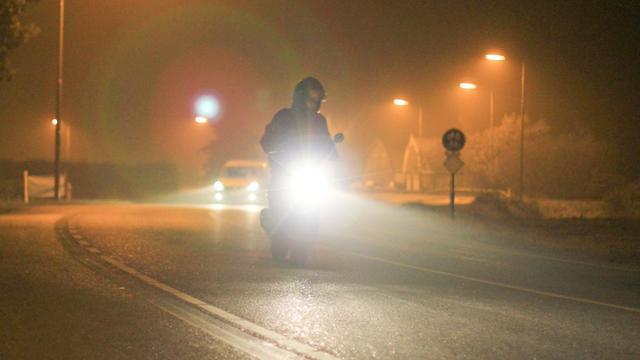 KNMI waarschuwt voor dichte mist tot na ochtendspits