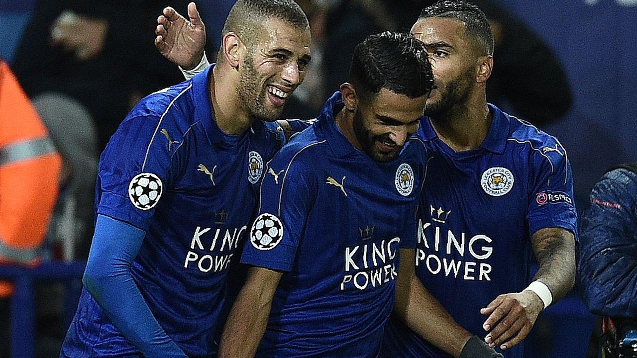 Samenvatting Leicester City-FC Kopenhagen (1-0)