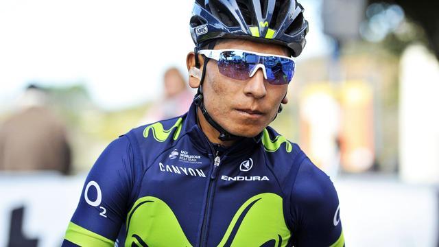 Quintana grijpt in laatste test voor Giro naast eindzege Ronde van Asturië