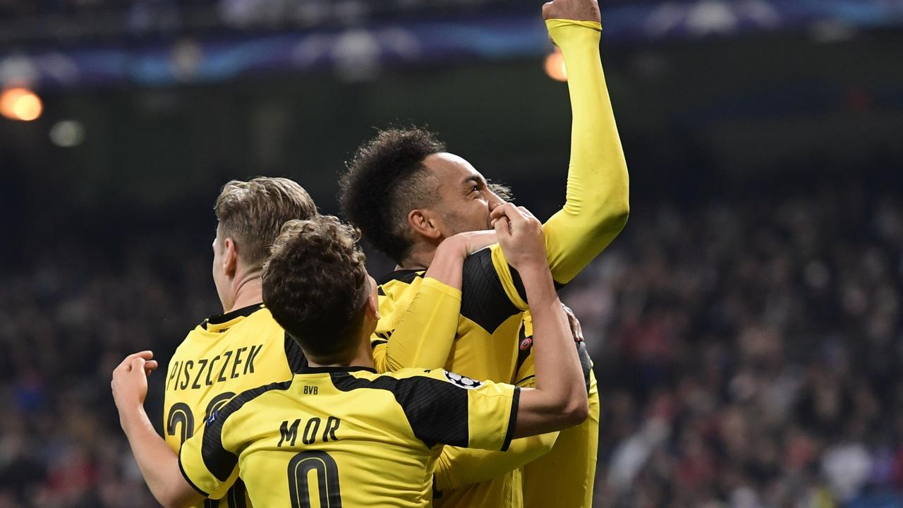 Samenvatting Real Madrid-Borussia Dortmund (2-2)