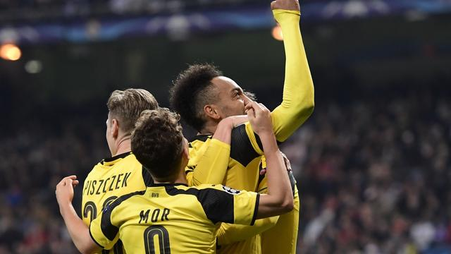 Samenvatting Real Madrid-Borussia Dortmund (2-2)