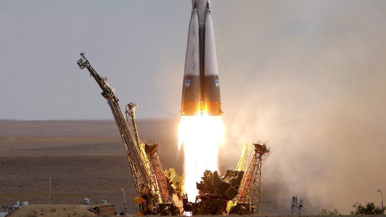 Satellieten gelanceerd in Frans-Guyana