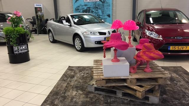 Brabantse zussen openen autobedrijf voor vrouwen