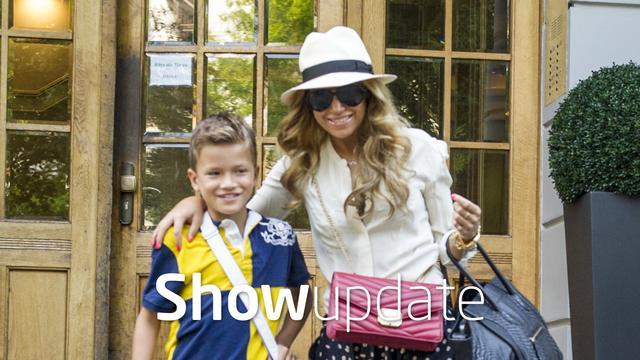 Show Update: Zoon Sylvie geeft bizar duur cadeau