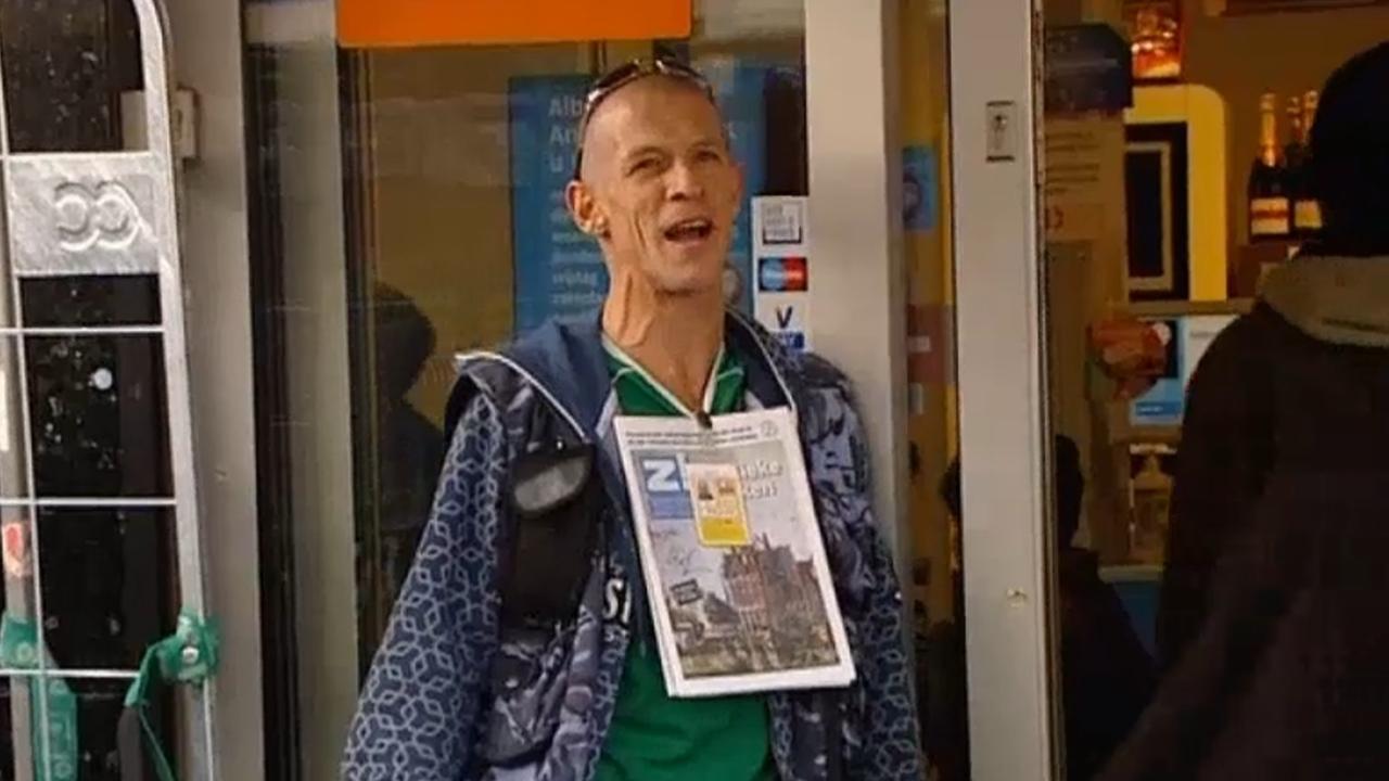 Steeds meer daklozen in Amsterdam