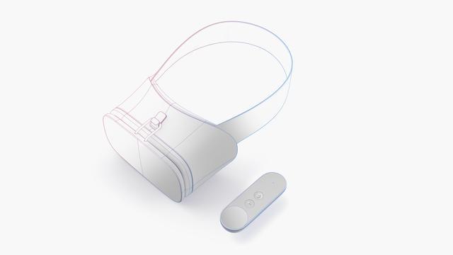 Google werkt aan eigen VR-headset