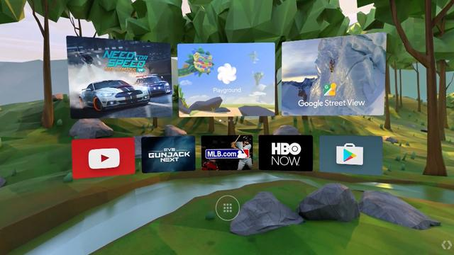Android zet in op virtual reality met Daydream-platform