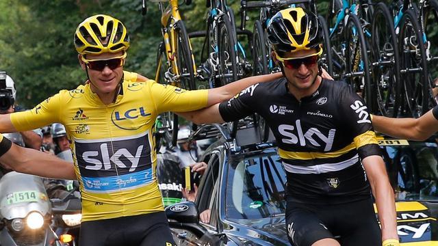 Team Sky grootverdiener in Tour de France met zes ton