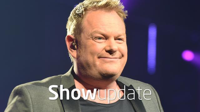 Show Update: Martijn Fischer verliefd
