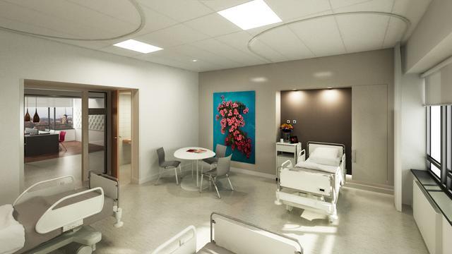 Bravis ziekenhuis in Roosendaal wordt verbouwd