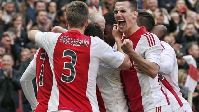 Ajax en PSV dit seizoen zeldzaam dominant