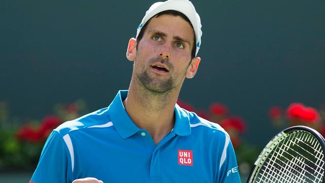 Djokovic en Raonic bereiken finale Indian Wells