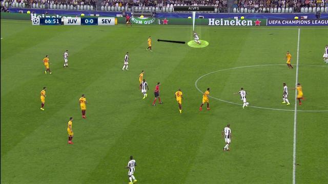 'Opkomende rechtsback Juventus kan probleem worden voor Barça'
