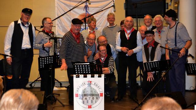 Oudenbosch krijgt eigen shantyfestival