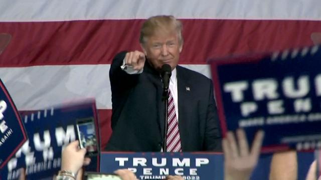 Trump overweegt juridische stappen bij 'twijfelachtige' verkiezingsuitslag