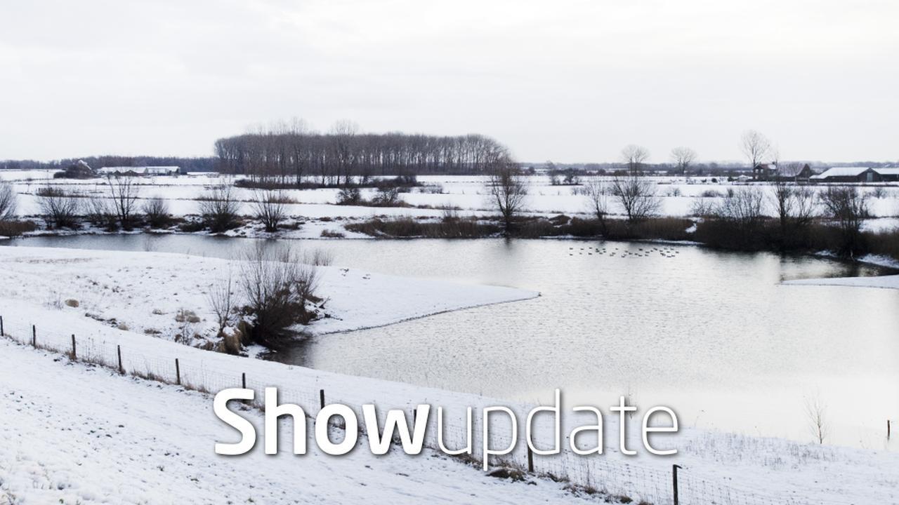 Show Update: BN'ers delen sneeuwfoto's