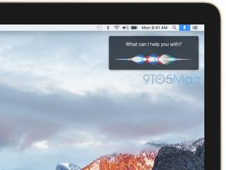 OS X enige Apple-systeem dat Siri nog niet had
