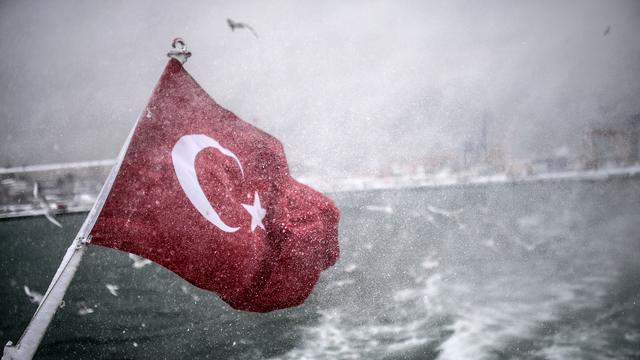 Bosporus weer geopend voor scheepsverkeer