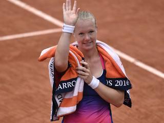24-jarige Nederlandse stunt op Roland Garros tegen Australian Open-winnares