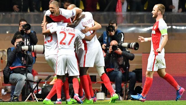 Monaco door 125e goal van het seizoen op 2-0